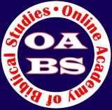 Online Academy of Biblical Studies